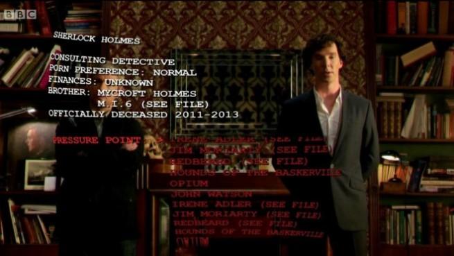 Magnussen's data on Sherlock