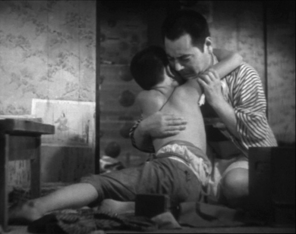 Kahichi and son Tomio